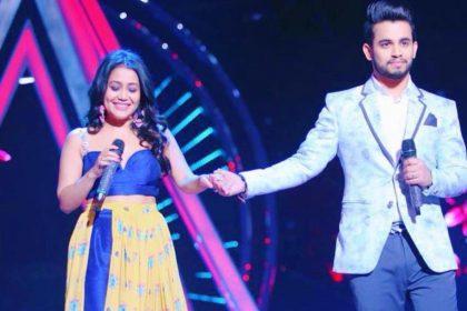 Neha Kakkar And Vibhor Parashar