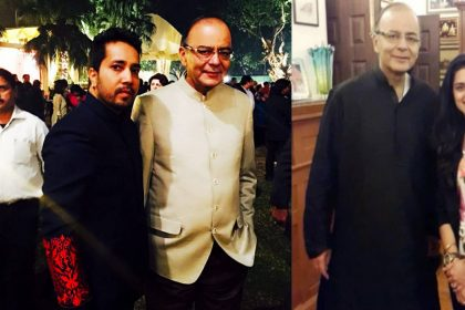 arun-jaitley relation with bollywood and television stars