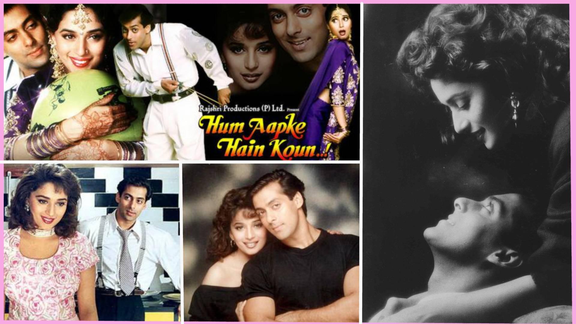 सलमान खान-माधुरी दीक्षित की फिल्म हम आपके हैं कौन ने 25 साल किए पूरे, तस्वीरों में देखिए दोनों का दिलकश अंदाज