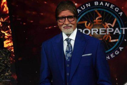 कौन बनेगा करोड़पति 11 के मंच से बिग-बी उर्फ अमिताभ बच्चन (फोटो-सोशल मीडिया)