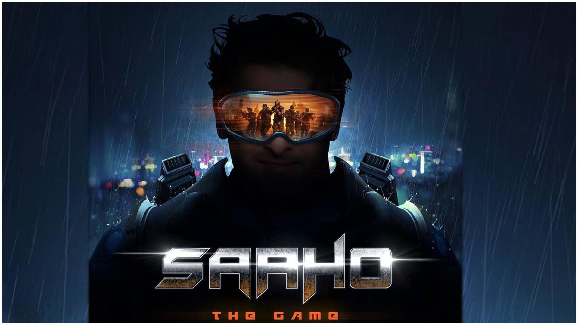 Saaho: साहो द गेम का फर्स्ट लुक हुआ जारी, प्रभास ने फिल्म की रिलीज़ से पहले अपने फैंस को दिया ये खास तोहफा