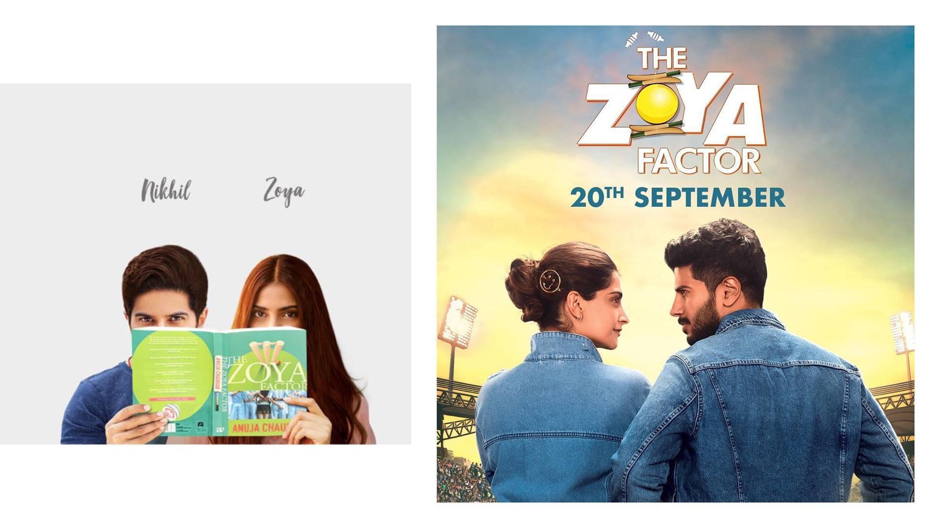 The Zoya Factor: देवी के अवतार में सोनम कपूर ने जीता दिल, फिल्म का पहला मोशन पोस्टर हुआ रिलीज़