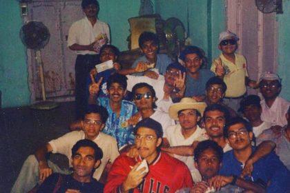 Nitesh Tiwari Chhichhore Gang College Life
