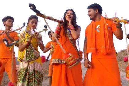 Pravesh Lal Yadav Bol bam Song