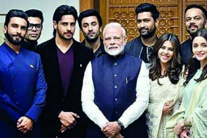 Prime Minister Narendra Modi on bollywood films shooting in Jammu and Kashmir
