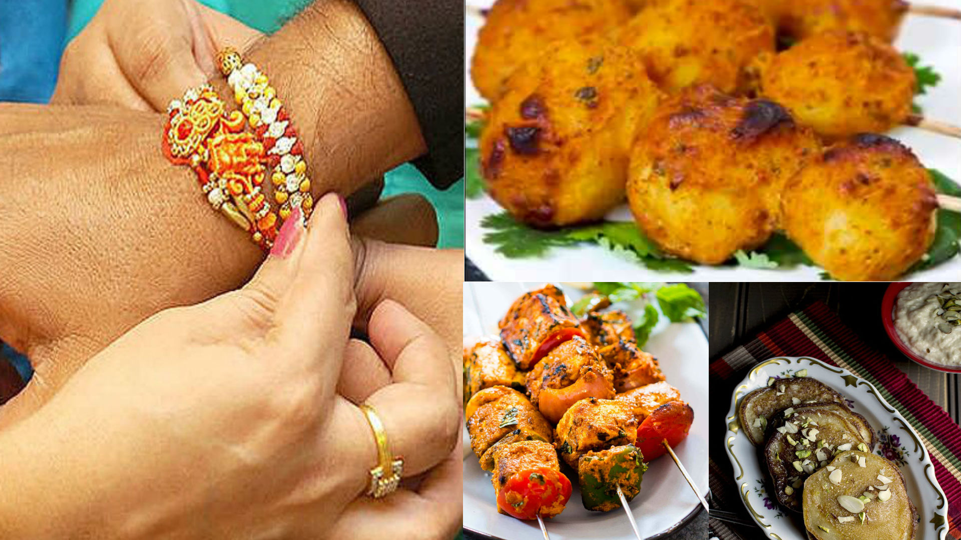 Raksha Bandhan 2019: रक्षाबंधन पर बनाएं ये लजीज पकवान, दोगुना हो जाएगा त्योहार का मजा