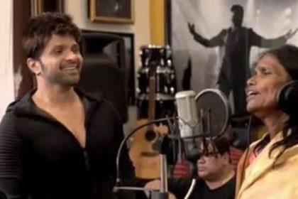 Ranu Mandal, Himesh Reshammiya, Happy Hardy And Heer Movie
