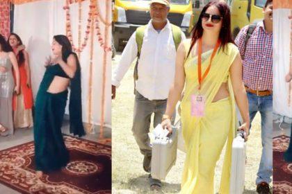 Reena Dwivedi Dance Video Sapna Choudhary