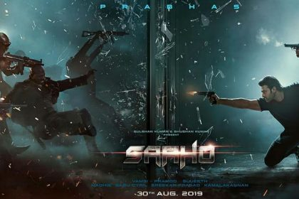 Saaho official trailer Prabhas Shraddha Kapoor bollywood reaction on it see tweets
