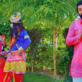 Samar Singh Janmashtami Song