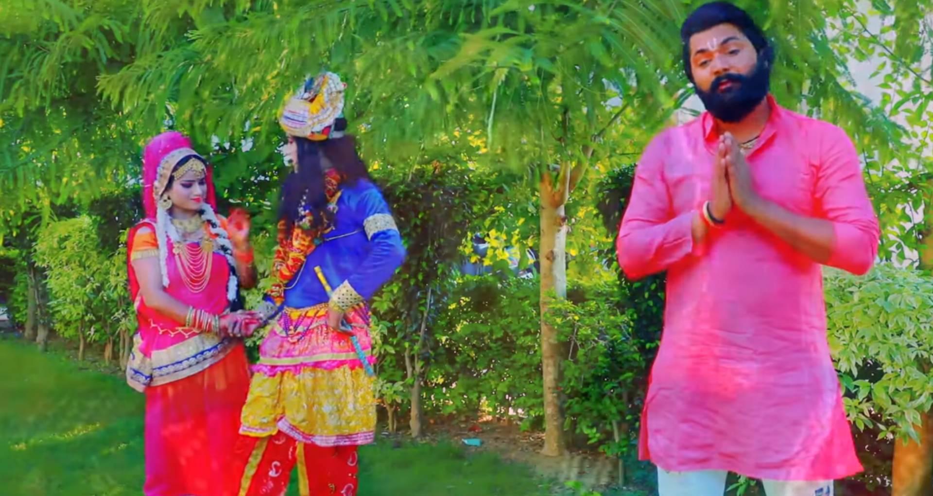 Janmashtami Bhojpuri Song: कान्हा की माखन चोरी से दुखी हुईं यशोदा मैया, देखिए समर सिंह का ये कृष्ण भक्ति सॉन्ग