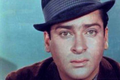 Shammi Kapoor Death Anniversary
