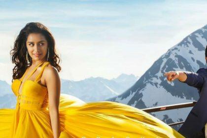 Shraddha Kapoor praises co star Prabhas Saaho Movie release date Saaho Trailer