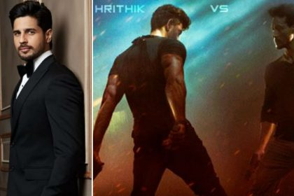 Sidharth Malhotra Marjaavaan Movie Hrithik Roshan Tiger Shroff WAR Movie