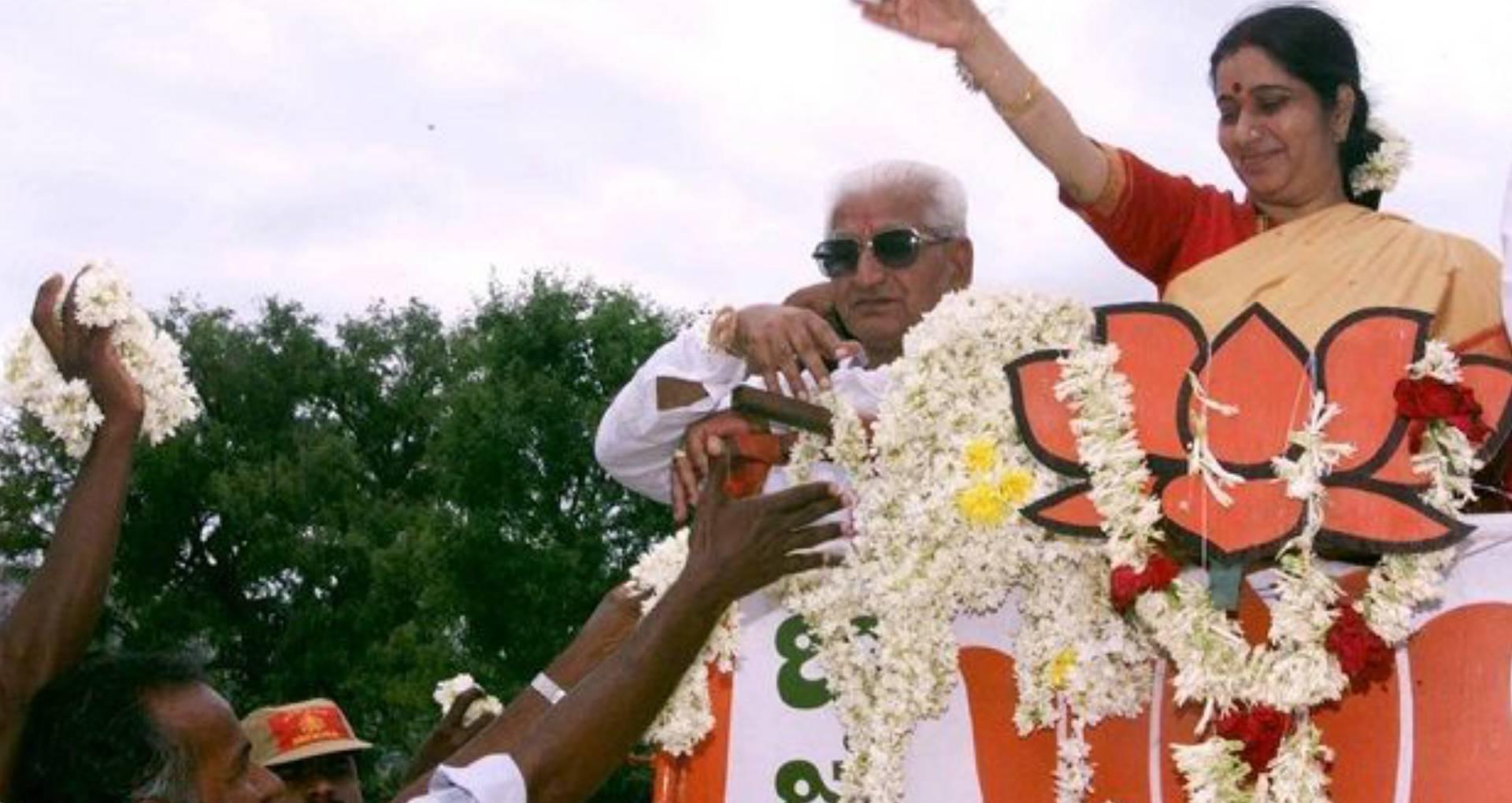 Sushma Swaraj 9