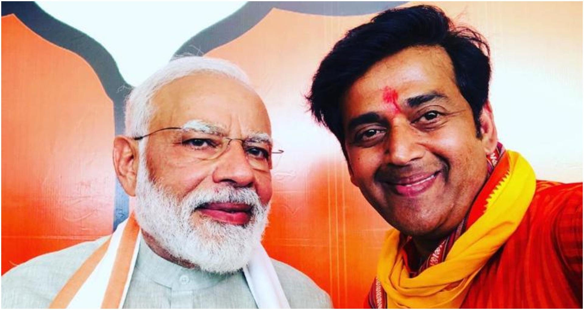 बीजेपी एमपी रवि किशन बनाएंगे प्रधानमंत्री नरेंद्र मोदी पर भोजपुरी बायोपिक, इन हस्तियों पर भी बनेगी फिल्म