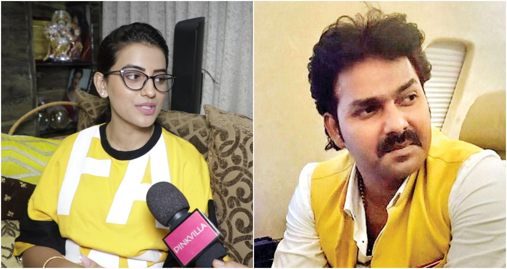 अक्षरा सिंह ने बताया कहां तक पहुंचा पवन सिंह का केस, अब कैसे चल रहा है उनका काम, पढ़ें Exclusive Interview