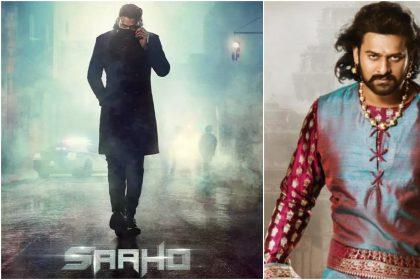 साहो और बाहुबली फिल्म का पोस्टर (फोटो इंस्टाग्राम)