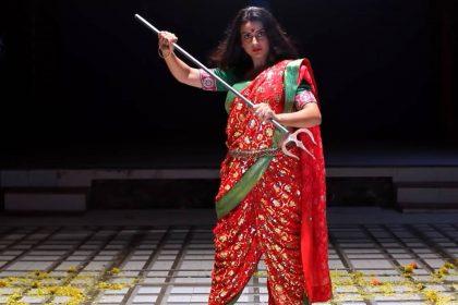 Akshara Singh Devi Geet 2019