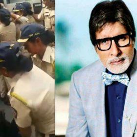 Amitabh Bachchan, Aarey Forest, Mumbai Metro