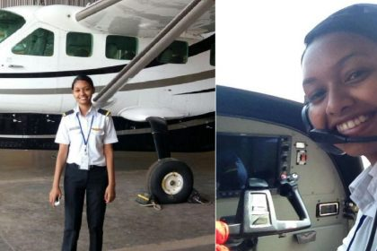 Anupriya Lakra a tribal woman from Malkangiri district she becomes first female pilot