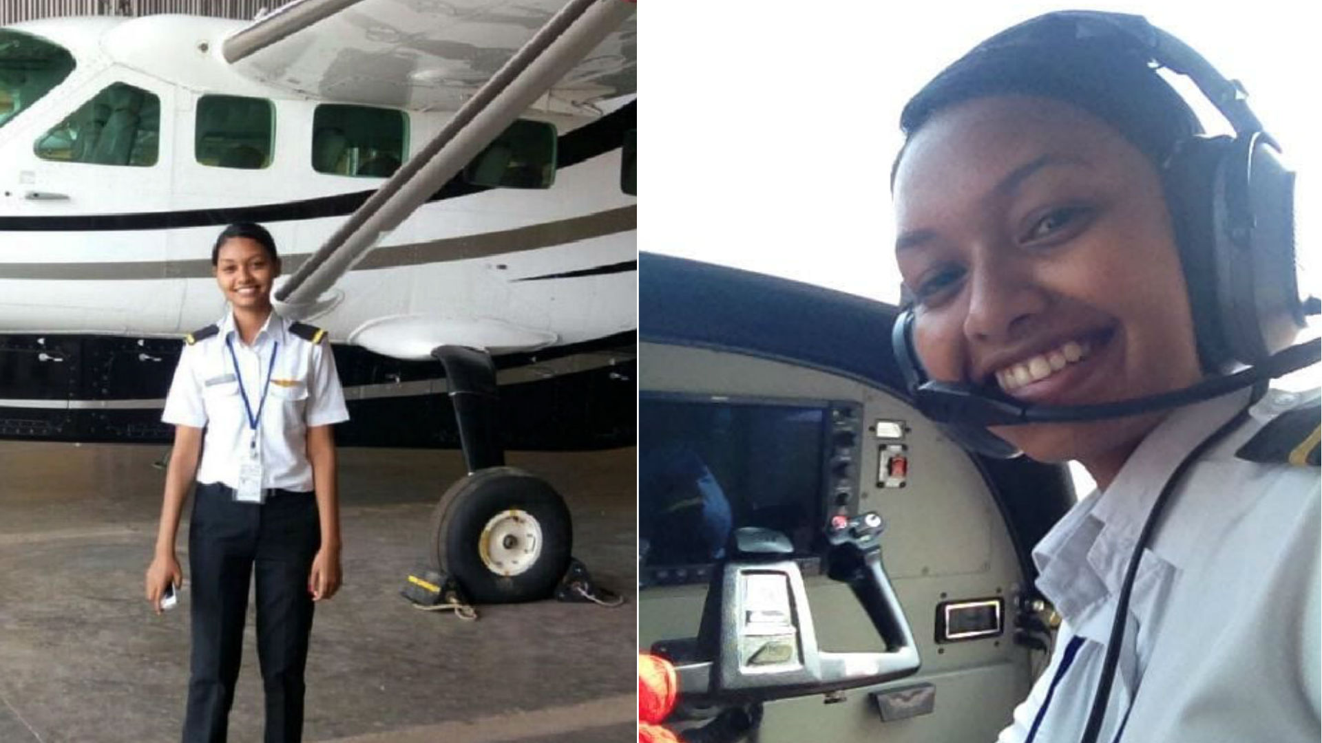 पिता कांस्टेबल, मां ने अभी तक नहीं देखा प्लेन, लेकिन अब बेटी बनी पहली आदिवासी महिला कमर्शियल पायलट