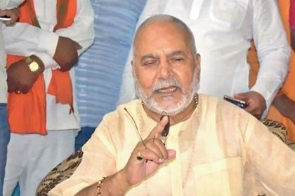 BJP leader Chinmayanand arrested by UP Police SIT in rape case Law student Shahjahanpur