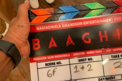 Baaghi 3, Tiger Shroff, Shraddha Kapoor, Riteish Deshmukh, Sajid Nadiadwala