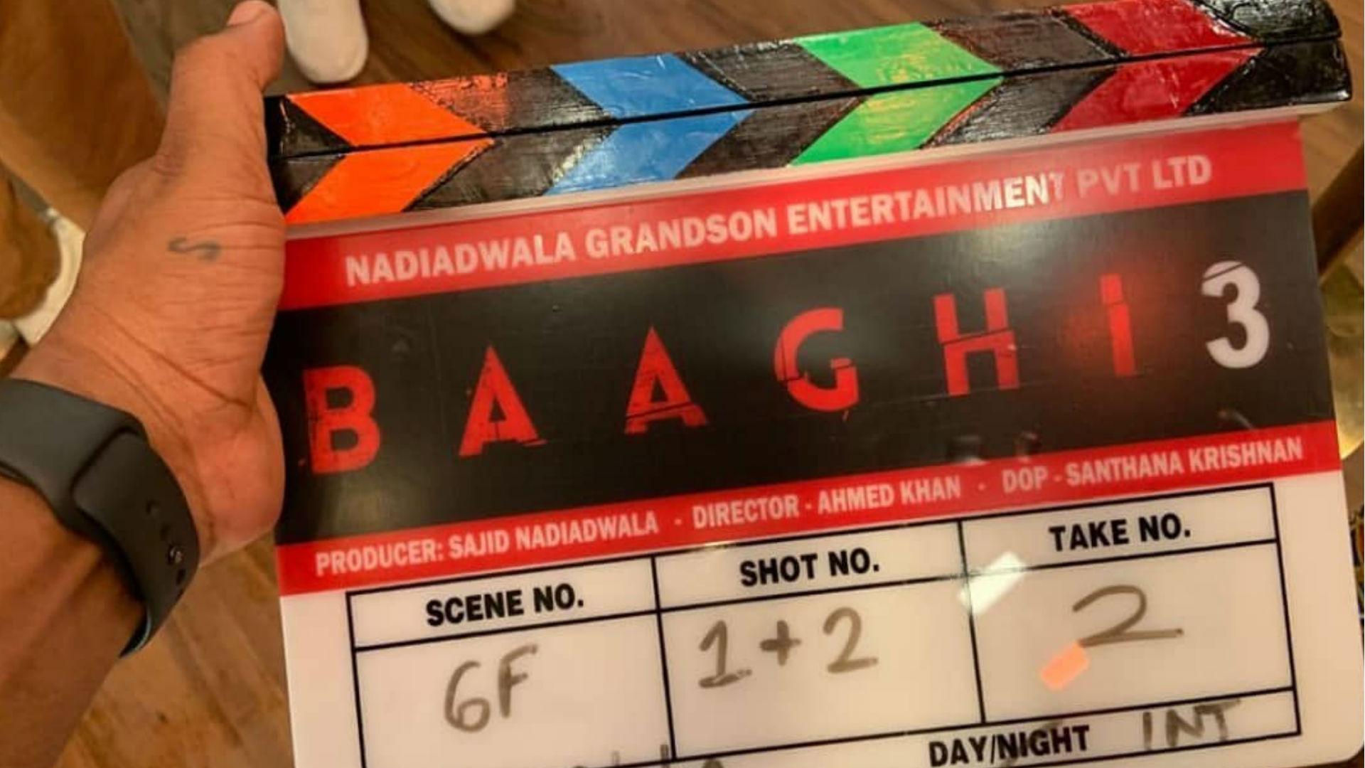 Baaghi 3 Movie: शुरू हुई फिल्म की शूटिंग, अगले साल इस दिन दिखेगा टाइगर श्रॉफ-श्रद्धा कपूर का एक्शन अवतार