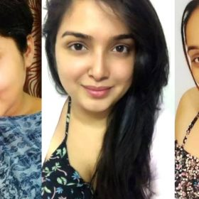 Bhojpuri Actress no makeup Look
