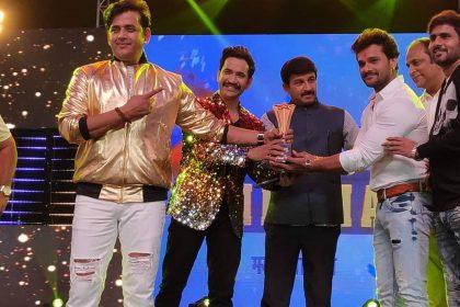 Bhojpuri Cinema Screen And Stage Awards 2019 Khesari lal yadav