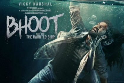 Bhoot Part 1 Movie new poster launch Vicky Kaushal Bhumi Pednekar film