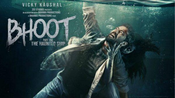 Bhoot Part 1 Movie new poster launch Vicky Kaushal Bhumi Pednekar film