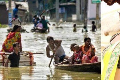 Bihar Flood Kajal Raghwani 1