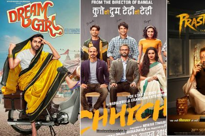 Bollywood movies release in September 2019 Chhichhore Pehlwaan Dream Girl The Zoya Factor section 375