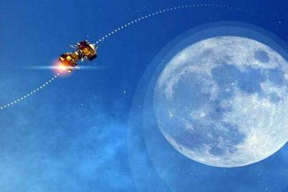 Chandrayaan 2, Bollywood songs on Moon