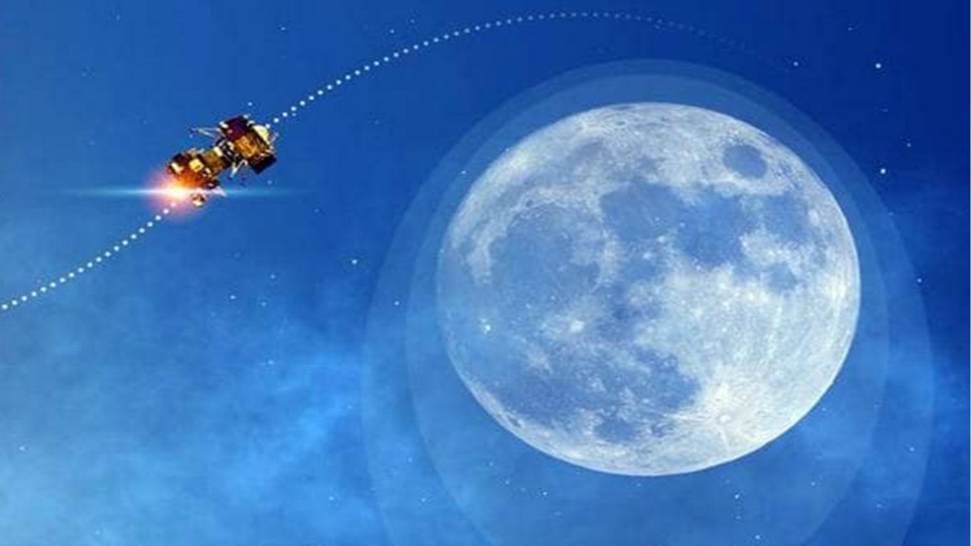 Chandrayaan 2: चंद्रमा पर लैंड कर इतिहास बनाएगा चंद्रयान-2, बॉलीवुड के इन 5 गानों में 'चांद' आया है नजर