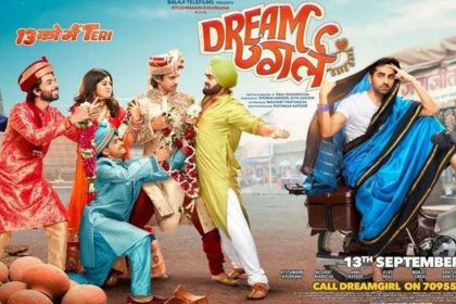 Dream Girl Movie celeb review Ayushmann Khurrana Nushrat Bharucha film