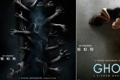 Ghost Movie Official Trailer release Sanaya Irani Shivam Bhaargava Vikram Bhatt