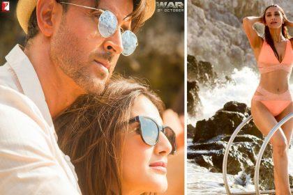 Ghungroo Song, War Movie, Hrithik Roshan, Vaani Kapoor