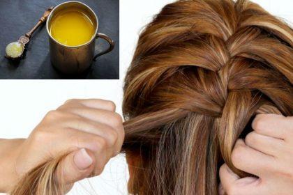Hair Care Tips, Desi Ghee, Ghee Use for hair