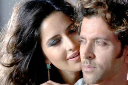 Hrithik Roshan, Katrina Kaif