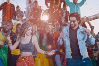 Jackky Bhagnani Music video Choodiyan song Dytto
