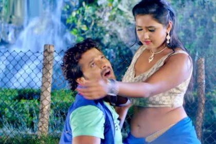 Kajal Raghwani Khesari lal Yadav