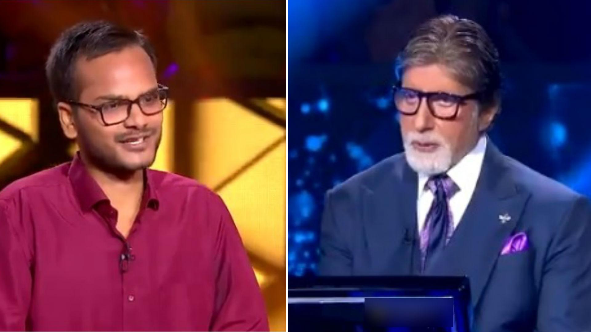 Kaun Banega Crorepati 11: इस सीजन के पहले करोड़पति बने सनोज राज, अब अमिताभ बच्चन पूछेंगे 7 करोड़ का सवाल