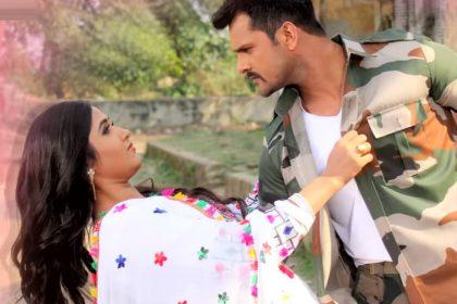 Khesari Lal Yadav Kajal Raghwani Baaghi New Song