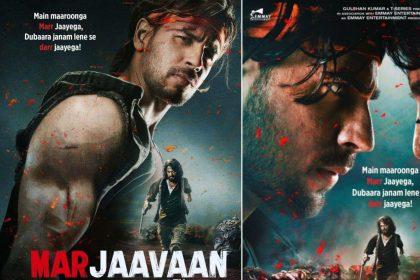 Marjaavaan Movie new release date Sidharth Malhotra Riteish Deshmukh Rakul Preet Singh Tara Sutaria