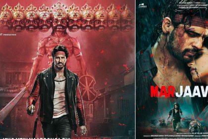 Marjaavaan Trailer, Sidharth Malhotra, Tara Sutaria, Riteish Deshmukh