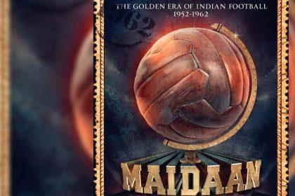 Maidaan Movie poster