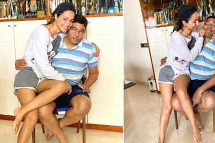 जल्द बॉलीवुड में डेब्यू करने जा रही एक्ट्रेस हिना खान (फोटो-इंस्टाग्राम)